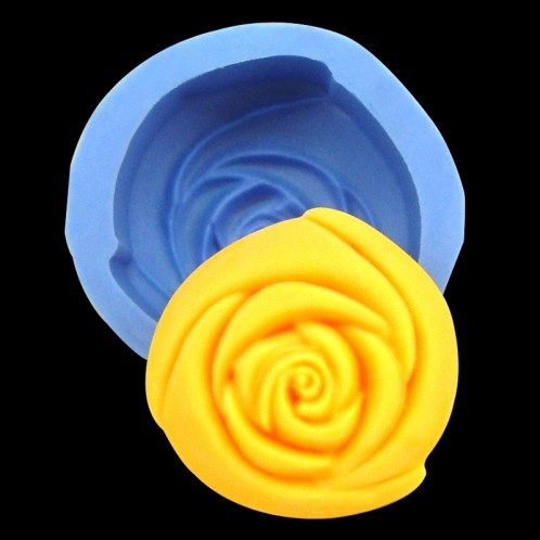Simple Flower Soap Mold