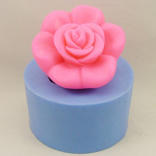 Flower in a Flower Soap and Candle Mold