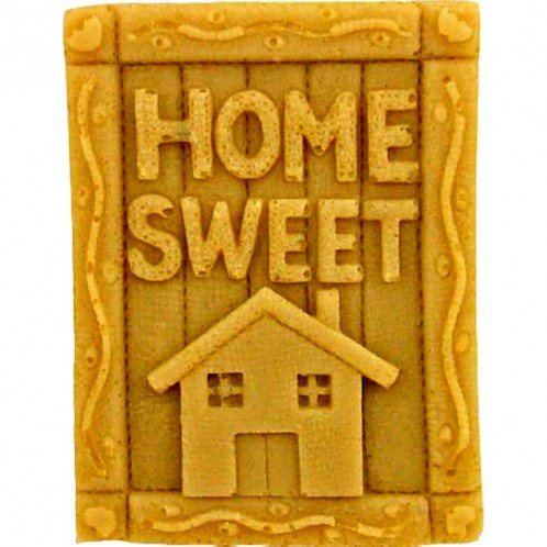 Home Sweet Home Silicone Soap Mold