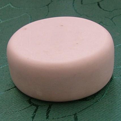 Plain, circular soap mold over 3cm high