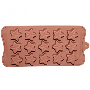 Nautical Star Chocolate Candy and Soap Mold